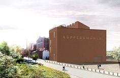Baugenehmigung erteilt: Neue Hallen für die Kunst in Duisburg