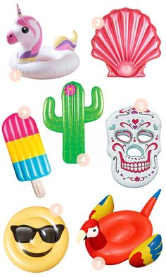The Best Pool Floats for this Summer Pool Toys And Floats, Cool Pool Floats, Watermelon Pool Float, Frozen Birthday Outfit, Dream Pools, Cool Pools, Toys For Girls, Summer Fun, Swimming Pools