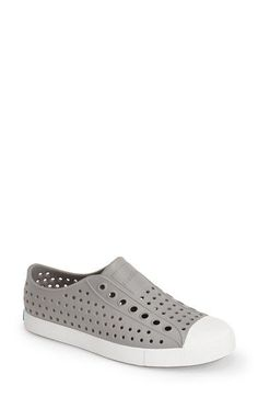 Native Shoes 'Jefferson' Water Friendly Perforated Sneaker (Women) | Nordstrom