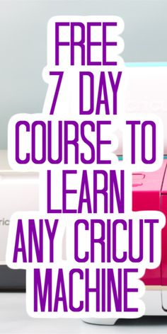 Looking for free Cricut classes to help you learn your machine? Look no further than this 7 day course that has everything you need to know! #cricut #cricutcreated #cricutcourse #cricutclasses #cricutmachine #cricutlove #cricutexplore #cricutmaker #cricutjoy Diy Pallet Projects, Cool Diy Projects, Fun Crafts, Crafts For Kids, Cricut Tutorials, Cricut Ideas, Country Chic Cottage, Cricut Design, Helpful Hints