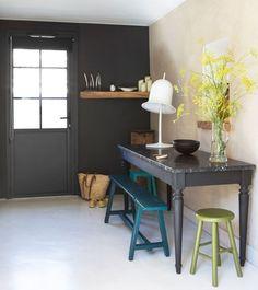 peinture couleur salle de bain chambre cuisine