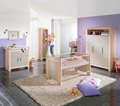 Great Dieses Kinderbett von MYBABY schafft eine helle und freundliche Atmosph re in Ihrem Babyzimmer Die passende