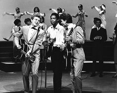 The Everly Brothers perform with Sam Cooke on Shindig! (September 16, 1964)