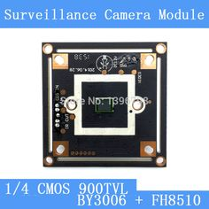 $12.10 (Buy here: https://alitems.com/g/1e8d114494ebda23ff8b16525dc3e8/?i=5&ulp=https%3A%2F%2Fwww.aliexpress.com%2Fitem%2FHD-Color-CMOS-900TVL-camera-module-surveillance-cameras-BY3006-FH8510-PCB-Board-PAL-NTSC-Optional%2F32632177202.html ) HD Color CMOS 900TVL camera module surveillance cameras BY3006 + FH8510 PCB Board PAL / NTSC Optional for just $12.10