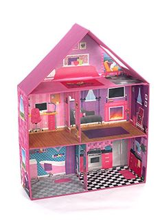 Doll Furniture - Calego Modern Doll House -- Learn more by visiting the image link.