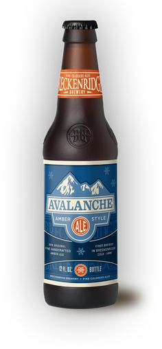 """We blend pale and caramel malts — and just a kiss of bittering hops — to create a refreshing-but-flavorful, anytime beer. Aromas of pale grains, a semi-sweet middle and a clean-as-Coloradosnow finish make this our best-selling beer."" My rating: 7.5/10"