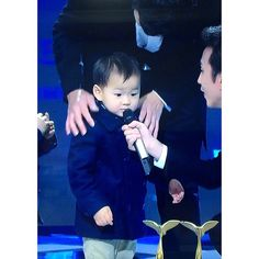 Minguk - KBS Entertainment Awards | 3doong2 Instagram Update Song Triplets, Superman Baby, Disney Characters, Fictional Characters, Awards, Entertainment, Babies, Songs, Disney Princess