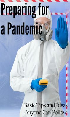 Chances are, we won't have to deal with a pandemic. But wouldn't it be better to be prepared if the worst happened? I sure think so! Here are a few basic tips for preparing for a pandemic that you can do today! #ClarksCondensed