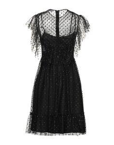 Dress For Short Women, Short Dresses, Tulle, Round Collar, Sportswear, Short Sleeves, Zipper, Shopping, Black