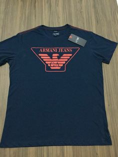 Shirt Print, T Shirt, Armani Jeans, Jean Shirts, Geometric Art, Emporio Armani, Kids Wear, Printed Shirts, Casual Wear