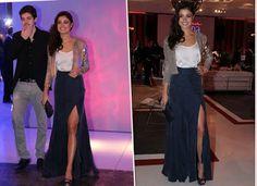 Look de Festa: Sophie Charlotte - http://blogvestidosfesta.blogspot.com.br/