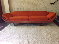 Adrian Pearsall Sofa For Craft Associates | Home Design | Pinterest |  Products, Crafts And Sofas
