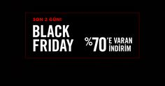 Black Friday'e özel %70 indirimde son 48 saat!