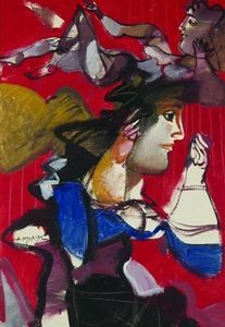 The ~ Artworks of Dimitris Mytaras and containing the word dimitris mytaras, expressionism Painter Artist, Greek Art, Art Database, Conceptual Art, Contemporary Art, Sculptures, Art Gallery, Illustration Art, Artsy