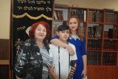 Торжественная церемония бар-мицвы Максима Шлифера прошла в Хайфе 25 февраля 2016 г.  #бар  #бат #мицва  #хабад #хайфа #израиль