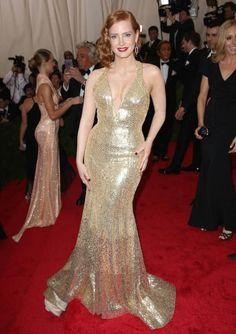 <p>Jessica Chastain</p>