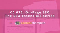 onpage seo #searchengineoptimizationseo,