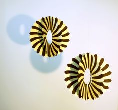 Paper Craft - Twirled Circles