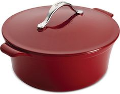 Anolon Vesta Cast Iron 7-Qt. Round Covered Casserole - $149.99