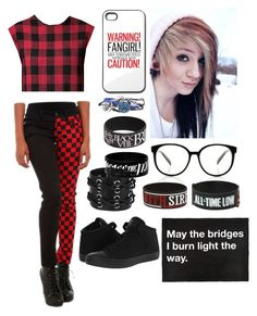"""""""Untitled #135"""" by nerdgirl070 ❤ liked on Polyvore featuring rag & bone, Tripp and Converse"""