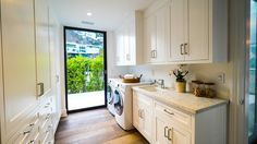 Windows All Around - See Emily Blunt and John Krasinski's Chic Hollywood Hills Home - Photos