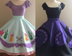 Fantastic Custom Disney Skirts from Wishes and Wardrobes