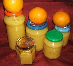 Viki egyszerű konyhája: Narancs lekvár