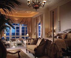 High-end Interior Design Firm, Decorators Unlimited, Palm Beach, Caribbean Diva Bedroom, Home Bedroom, Serene Bedroom, Master Bedrooms, Bedroom Colors, Bedroom Ideas, Beautiful Bedrooms, Beautiful Interiors, Luxury Interior