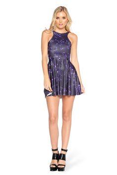 Written in the Stars Reversible Skater Dress - LIMITED