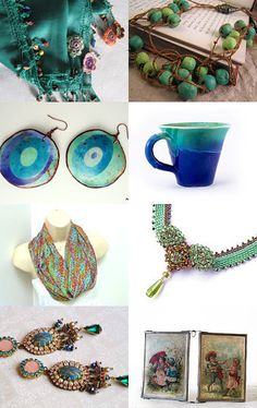 For the love of color. by JAN on Etsy--Pinned with TreasuryPin.com