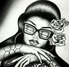 Chicano Art.    For more great pins go to @KaseyBelleFox