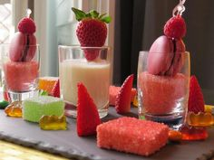 Tempting treats are equally sweet on the eyes at @Mandy Dewey Seasons Hotel Gresham Palace Budapest.