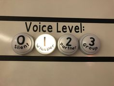 Voice level lights are a perfect way to manage your classroom expectations. - Voice level lights are a perfect way to manage your classroom expectations. You can mount them on t - Classroom Hacks, Classroom Organisation, Classroom Setting, Classroom Design, Future Classroom, Classroom Noise Level, Classroom Decoration Ideas, Classroom Wall Decor, Year 3 Classroom Ideas
