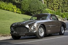 1954 Ferrari 250 Europa Coupe by Vignale