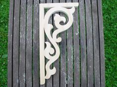 Hey, I found this really awesome Etsy listing at https://www.etsy.com/listing/197323525/victorian-gingerbread-wood-brackets