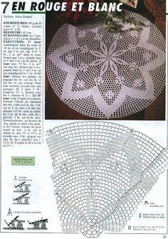 Kira scheme crochet: Scheme crochet no. 1751