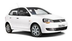 Hire a VW Polo Vivo or similar. The Polo Vivo, is an Icon of South African motoring
