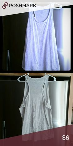 Top 100% cotton.  Soft and flowy tank. Worn once. SO Tops Tank Tops