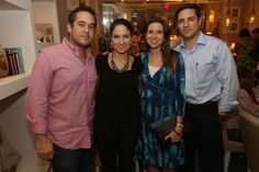 Local House Fundraiser 11/13 David Pardo, Cristina Planas, & Rachel & Michael Gomez
