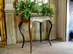 Boulle marquetry jardiniere
