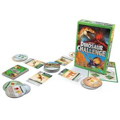 Which Dinosaur do you think can overcome dangerous events and natural disasters? Choose the dinosaur with the correct traits to beat out the other Dinosaurs and win the most challenges.