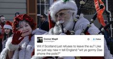 14 Solid Reasons You Should Love Scottish Twitter To Death