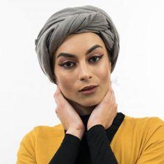 Maxi Plain Hijab - Grey - Hidden Pearls Muslim Fashion, Modest Fashion, Hijab Fashion, Fashion Outfits, Hijab Dress Party, Hijab Outfit, Modest Wear, Modest Outfits, Fashion Group