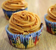 Recette cupcakes spéculoos