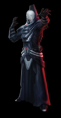 Darth Jadus from Star Wars the Old Republic.