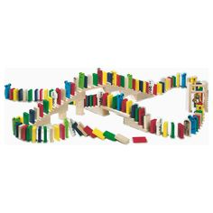 Shop Domino Race by Haba at Oompa Toys, the most trusted online source for top quality specialty toys. Visit Oompa.com.