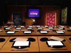 The Magic of Disney Animation Desks