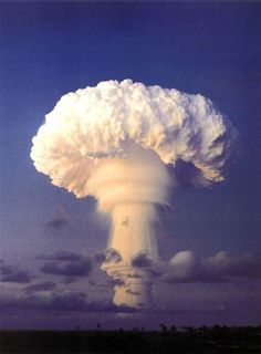 Nuclear Explosions - French above ground test
