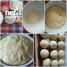 Kabardıkça Kabaran Labneli Poğaça Tarifi – Videolu - Nefis Yemek Tarifleri Turkish Recipes, Minis, Cereal, Food And Drink, Cookies, Breakfast, Desserts, Snakes, Bread