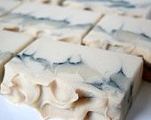 Sandalwood Vanilla Soap - Handmade Cold Process   I need to remember yhis scent combination.